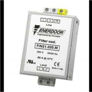 Bộ lọc nhiễu điện từ một pha (Bộ lọc EMI-RFI)- FIN21
