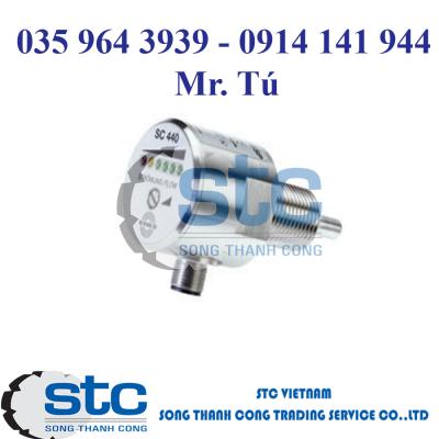 SC 440-A4-GSP – Cảm biến lưu lượng – EGE Elektronik