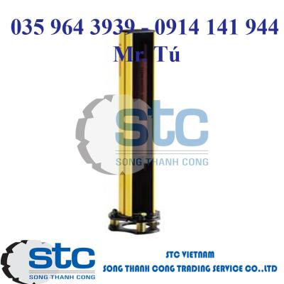 MLD510-R2-UDC-1000-S2-P - Safety sensor/receiver set – Leuze