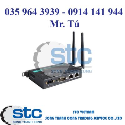 AWK-1137C-EU – Client wireless – Moxa