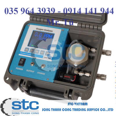 OMD-580 – Máy phân tích Oxy – SSO2