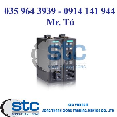 TCF-142-S-SC – Bộ chuyển mạch công nghiệp – Moxa