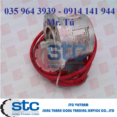 IEV62-00002 – Bộ mã hóa vòng quay – TR Electronic