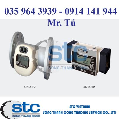 TBX100/L – Đông hồ đo khí gas – Aichi Tokei Denki
